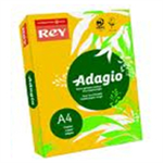ADAGIO CARD A4 160GM ORANGE PK250
