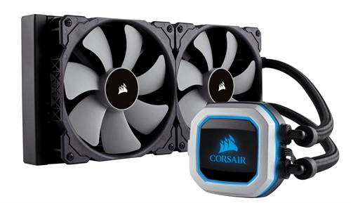 Corsair H115i PRO liquid cooling Processor