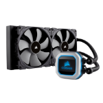 Corsair Hydro Series H115i PRO RGB Processor liquid cooling