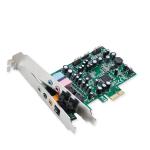 SYBA SD-PEX63081 Internal 7.1channels PCI-E x1 audio card