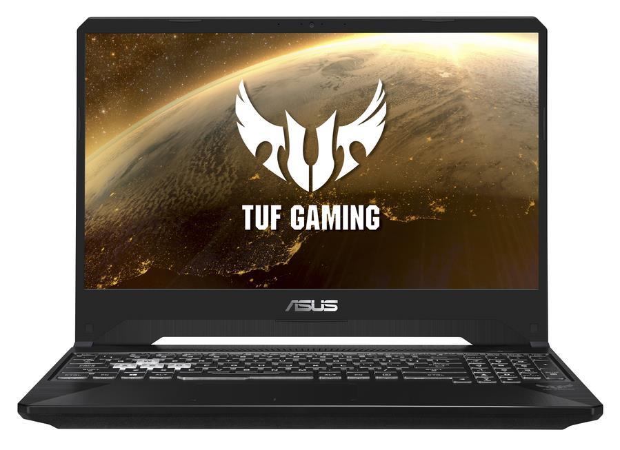 "ASUS TUF Gaming FX505DT-HN484T notebook Black 39.6 cm (15.6"") 1920 x 1080 pixels AMD Ryzen 5 8 GB DDR4-SDRAM 512 GB SSD NVIDIA® GeForce® GTX 1650 Wi-Fi 5 (802.11ac) Windows 10 Home"