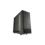 Cooler Master MasterBox E500L computer case Midi-Tower Black, Blue