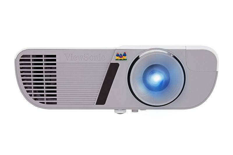 Viewsonic LightStream PJD6552LW Desktop projector 3500ANSI lumens DLP WXGA (1280x800) 3D White data projector