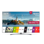"LG 60UJ750V 60"" 4K Ultra HD Smart TV Wi-Fi Black LED TV"
