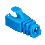 Black Box FMT717-SO-50PAK cable boot Blue 50 pc(s)