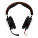 Jabra Evolve 80 MS Stereo Auriculares Diadema Conector de 3,5 mm Negro