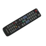 Samsung AA59-00508A IR Wireless press buttons Black remote control