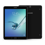 Samsung Galaxy Tab S2 9.7 32GB Internal storage capacity Black