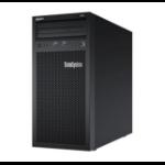 LENOVO ThinkSystem ST50 (1/1x Xeon E-2226G 6C/6T 3.4GHz, 2/4x 8GB, 3/4x LFF NHS, Onboard SW RAID, 1x 1GbE,