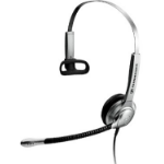 Sennheiser SH 330 IP mobile headset Monaural Black, Silver Wired