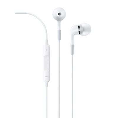 Apple ME186ZM/B In-ear Binaural Wired White mobile headset