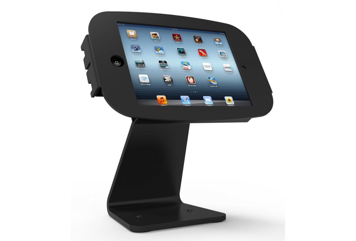 Compulocks 303B1910GASB mueble y soporte para dispositivo multimedia Carro para administración de tabletas Negro Tableta
