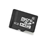 Hewlett Packard Enterprise 4GB microSD Enterprise Flash Media Kit 4GB MicroSDHC Class 6 memory card