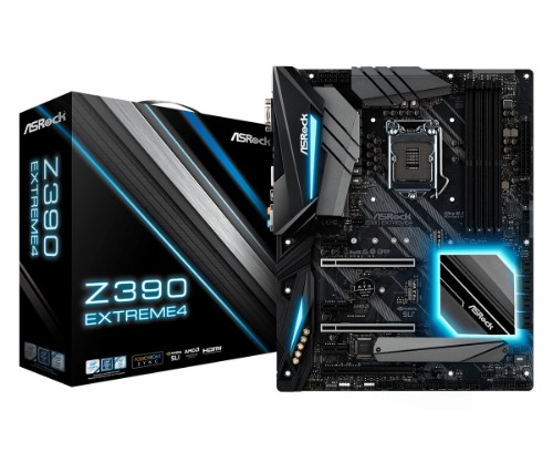 Asrock Z390 Extreme4 motherboard LGA 1151 (Socket H4) ATX Intel Z390