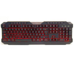 Powercool KB-768 V2 Gaming Keyboard - 3 Colour LED