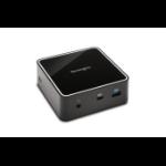 Kensington SD2400T Wired USB 3.0 (3.1 Gen 1) Type-C Black,Silver