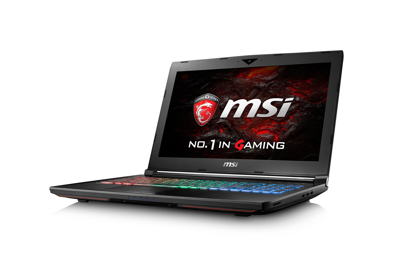 "MSI Gaming GT62VR 6RE(Dominator Pro 4K)-022UK 2.7GHz i7-6820HK 15.6"" 3840 x 2160pixels Black"