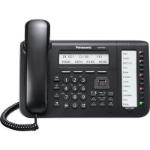 Panasonic KX-NT553 IP phone Black Wired handset LCD