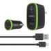 Belkin F8J031TT04-BLK Auto, Indoor Black mobile device charger