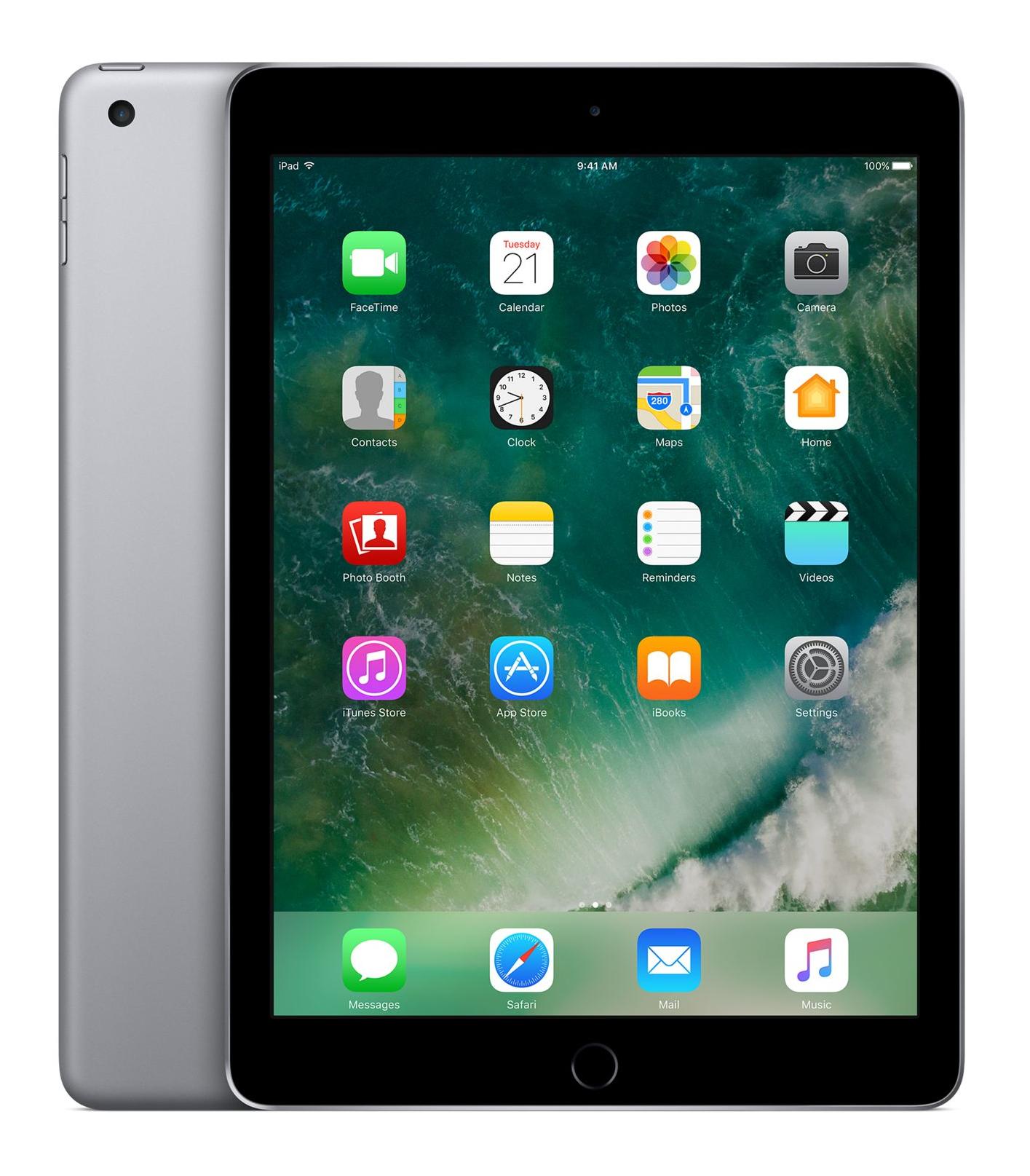 Apple iPad 128GB Grey tablet