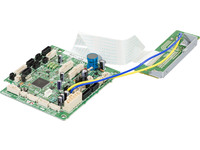 HP DC CONTROLLER PCB ASSY
