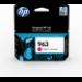 HP Cartucho de tinta Original 963 magenta