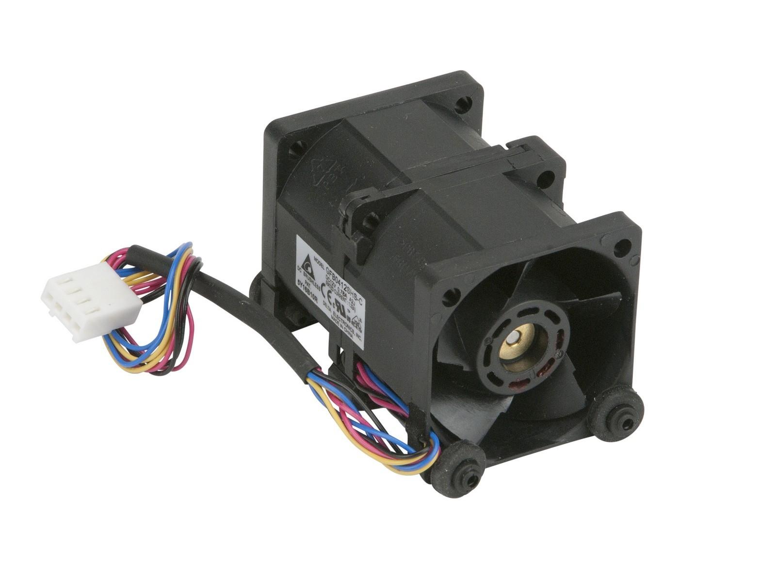 Supermicro FAN-0157L4 hardware cooling accessory Black