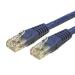 StarTech.com 4 ft Cat 6 Blue Molded RJ45 UTP Gigabit Cat6 Patch Cable - 4ft Patch Cord