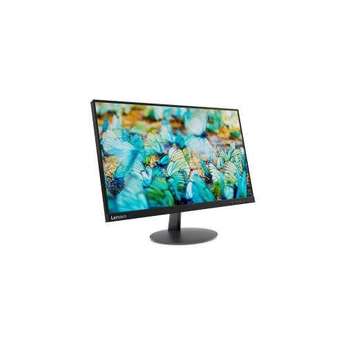 """Lenovo ThinkVision L24e computer monitor 60.5 cm (23.8"""") Full HD LED Flat Matt Black"""