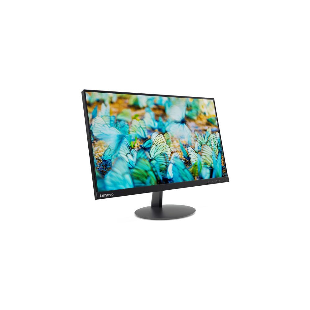 "Lenovo ThinkVision L24e LED display 60.5 cm (23.8"") Full HD Flat Matt Black"