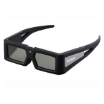 Casio YA-G30 stereoscopic 3D glasses Black 1 pcs