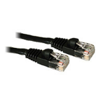 C2G 5ft Cat5E 350MHz Snagless Patch Cable Black