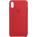 "Apple MRWH2ZM/A mobile phone case 16.5 cm (6.5"") Skin case Red"
