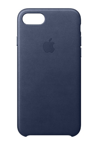 "Apple MQH82ZM/A mobile phone case 11.9 cm (4.7"") Skin case Blue"