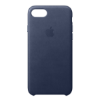 "Apple MQH82ZM/A mobile phone case 11.9 cm (4.7"") Skin case Blue"