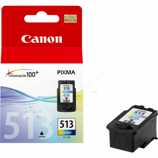 Canon 2971B001 (CL-513) Printhead color, 349 pages, 13ml
