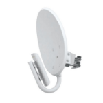 Ubiquiti Networks NBM3 satellite antenna White