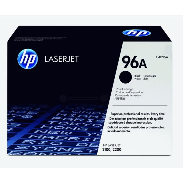 HP C4096A (96A) Toner black, 5K pages