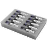 StarTech.com Cisco GLC-LH-SMD Compatible SFP Transceiver Module - 1000BASE-LX/LH - 10 Pack