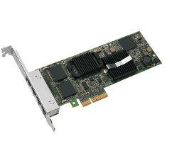 Intel E1G44ET2BLK adaptador y tarjeta de red Ethernet 1000 Mbit/s Interno