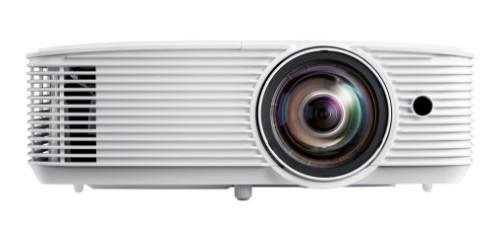 Optoma H116ST data projector 3600 ANSI lumens DLP WXGA (1280x800) 3D Desktop projector White