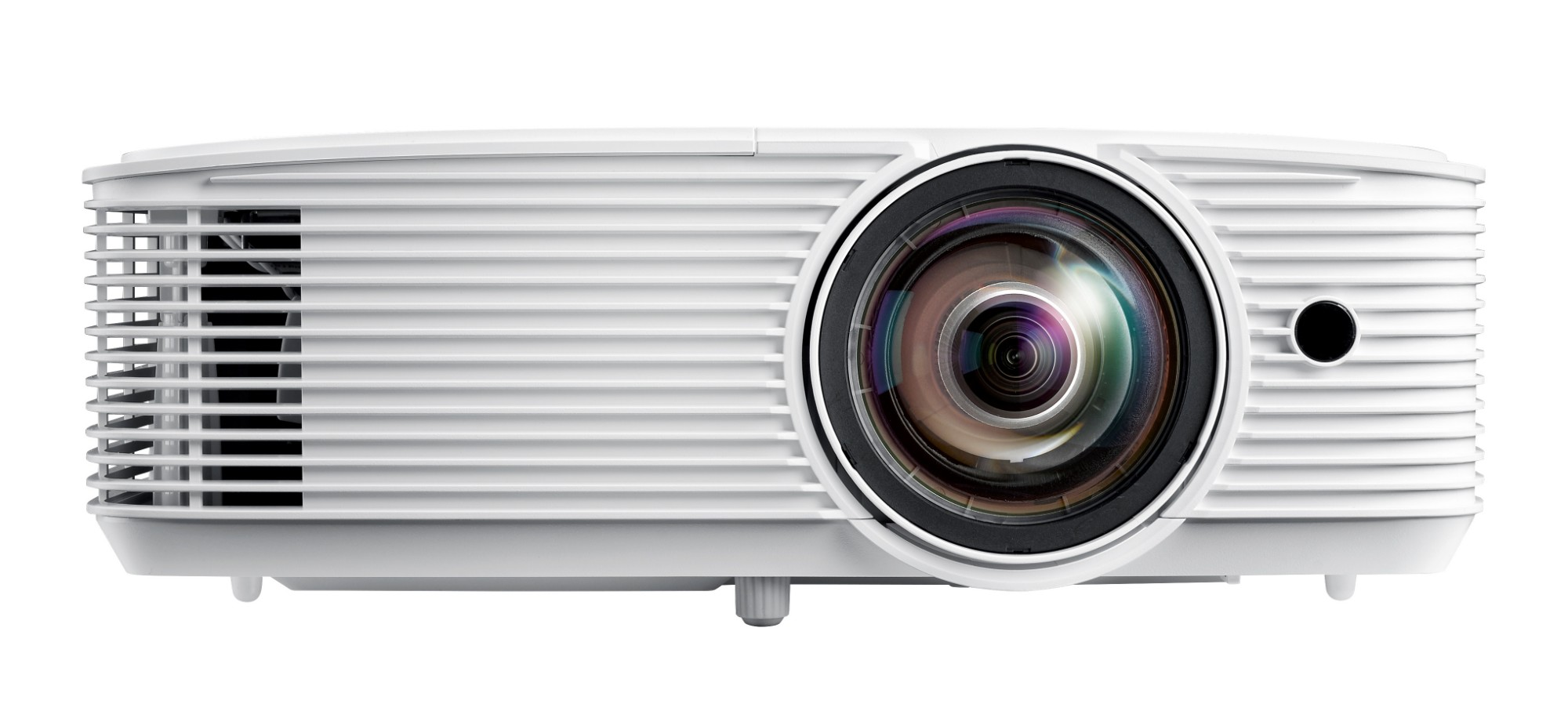 Optoma H116ST beamer/projector 3600 ANSI lumens DLP WXGA (1280x800) 3D Desktopprojector Wit