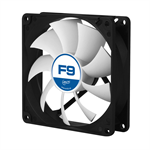 ARCTIC F9 3-Pin fan with standard case