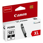 Canon 2052C001 (CLI-581 BKXL) Ink cartridge bright black, 3.12K pages, 8ml