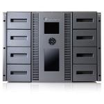 Hewlett Packard Enterprise StoreEver MSL8096 2 LTO-6 Ultrium 6250 FC Tape Library 240000GB 8U tape auto loader/library