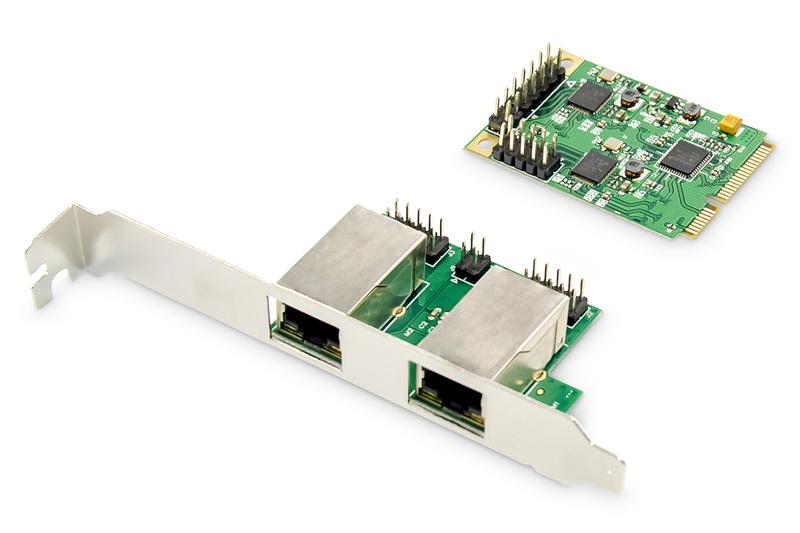Digitus DN-10134 networking card Ethernet 1000 Mbit/s Internal