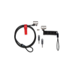 Kensington K64661WW Black cable lock