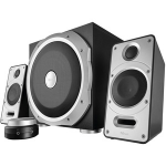 Trust Trust Byron 2.1 Speaker System - 60 W RMS - 20 Hz - 20 kHz - Control P