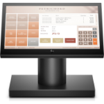 """HP Engage One 145 All-in-One 2.6 GHz i5-7300U 35.6 cm (14"""") 1920 x 1080 pixels Touchscreen Black"""