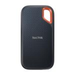 SanDisk Extreme 4000 GB Negro, Naranja